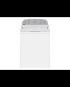Lavadora de ropa, 42 libras de capacidad, color blanco, Whirlpool, 1CWTW4845EW.
