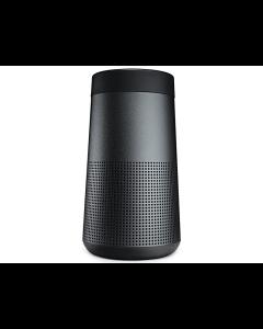 Bocina Bose SoundLink Revolve Inalámbrica Negra con Bluetooth y Protección al Agua