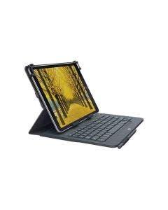 """Estuche Universal con teclado para Tablets de 9"""" a 10"""" -Negro-"""