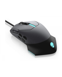 Mouse Dell AW510M Alienware RGB Gaming Alámbrico
