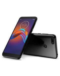 Motorola E6 Play, 32GB, Prepago Claro (Negro)