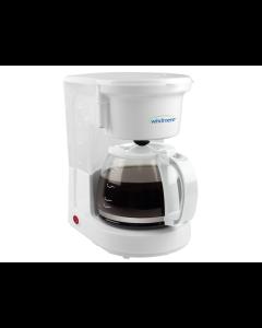 Windmere, CM410, Cafetera de 8 tazas, Color blanco
