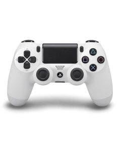 Control Sony PS4 DualShock Wireless Glacier White Inalámbrico