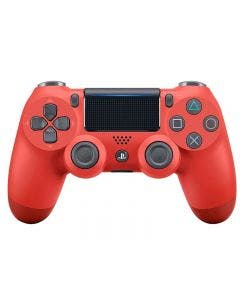 Control Sony PS4 DualShock Wireless Magma Red Inalámbrico