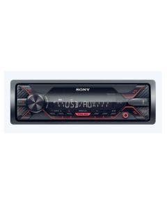 Radio reproductor para auto con FM/linea de entrada/USB. El puerto USB y AUX frontales
