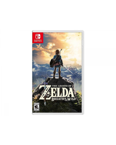 Juego Nintendo Switch The Legend of Zelda™: Breath of the Wild
