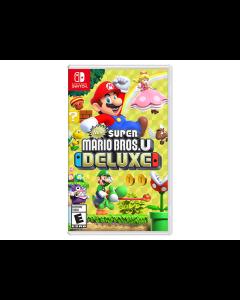 Juego Nintendo Switch New Super Mario Bros.™ U Deluxe