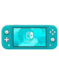Consola Nintendo Switch Lite Turquesa para Juego Portátil