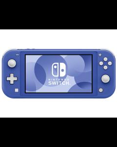 Consola Nintendo Switch Lite Azul para juego portátil