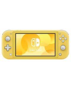 Consola Nintendo Switch Lite Amarilla para Juego Portátil
