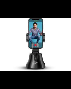 Mini Trípode Con Seguimiento Facial Y De Objetos, Giro 360°