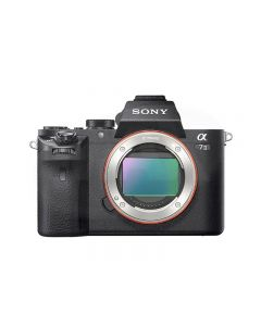 Cámara de lente desmontable Sony ILCE7M2 (7mii) con sensor Full Frame