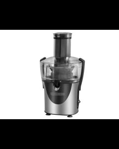 Black+Decker, JM8000SBD, Extractor de jugos, contenedor de pulpa