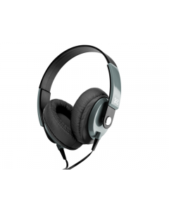 Audífonos Klip Xtreme KHS550 Obsession Over-Ear con Micrófono (Negro)