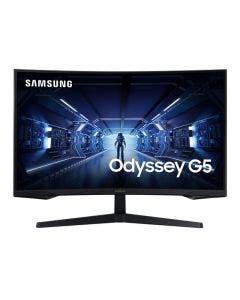 """Monitor Samsung de 32"""" C27G55T WQHD Curvo"""