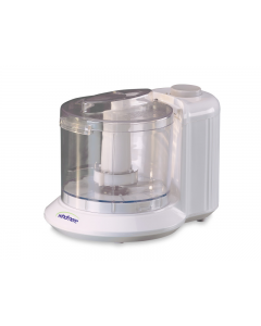 Windmere, MC50, Mini Procesador De Alimentos Con Capacidad Para 1.5 Tazas, Color Blanco
