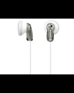 Audífonos Sony MDRE9LP In-Ear Alámbricos Fashion (Gris)
