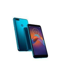 Motorola Moto E6 Play, Dual SIM, Liberado (Azul)