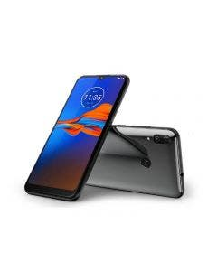 Motorola Moto E6 Plus, Dual SIM, Liberado (Gris)