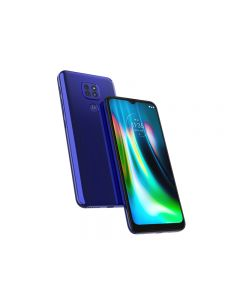 Motorola Moto G9 Play, Dual SIM, Liberado (Azul)