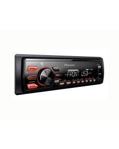 Radio reproductor para auto sin mecanismo de cd. Sintonizador FM/USB/LINE IN