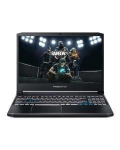 "Laptop Acer Predator H300 de 15.6"" 144 Hz, Core i7 10750H, 16GB RAM, 1TB + 256GB SSD"