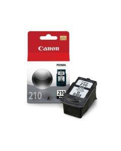 Cartucho de Tinta Canon PG210N Color Negro para Impresoras IP2702, MP240-50-70, MP490, MX320-30-40