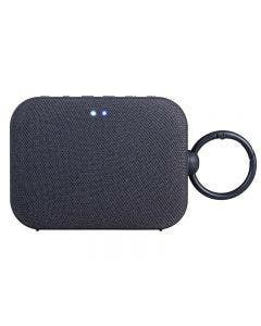 Bocina LG PM1 Xboom Go Portátil Inalámbrica Negra con Micrófono y Resistente al Agua