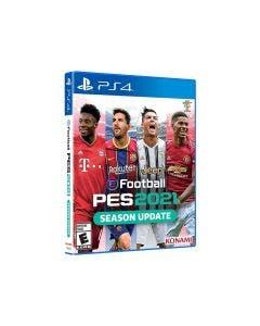 Juego PS4 eFootball PES 2021