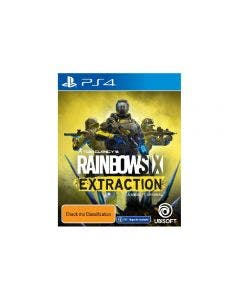 Juego PS4 Rainbow Six Extraction (fecha estimada de entrega septiembre)