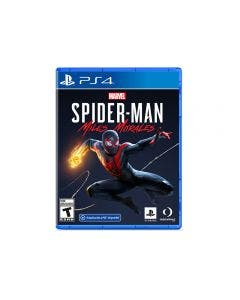 Juego PS4 Spider-Man: Miles Morales