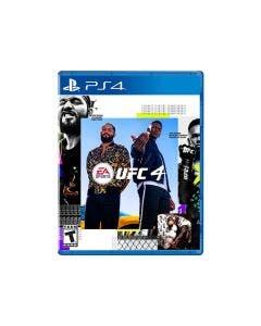 Juego PS4 UFC 4
