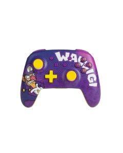Control Nintendo Switch Inalámbrico Waluigi