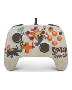 Control Nintendo Switch PowerA Controller Quantum Crash Alámbrico