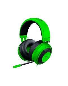 Headset Razer Kraken Alámbrico con Micrófono Unidireccional Retráctil -Verde-