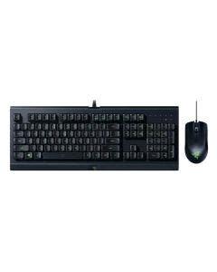 Teclado y Mouse Razer RZ8402740300 Cynosa Lite + Abyssus Alámbricos
