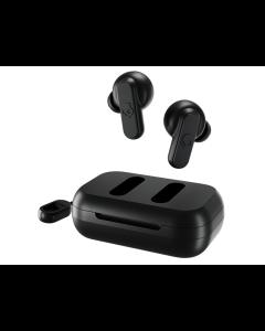 Audífonos Skullcandy Dime True Wireless In-Ear Inalámbricos (True Black)