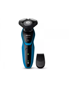 Afeitadora Eléctrica, Philips, S5050, Uso en  húmedo y Seco