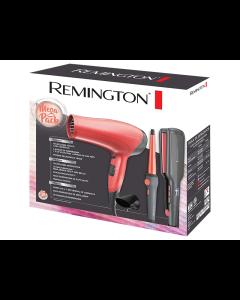 Remington, S5520D3015MPF, Combo de alisadora, ondulador y secador