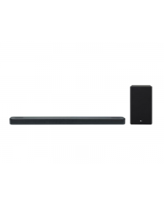 LG SL8Y Barra de Sonido con Subwoofer inalámbrico 440W 3.1.2 CH con audio Hi Res