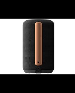 Bocina inalambrica con sonido envolvente 360° con Google Assistant y WiFi