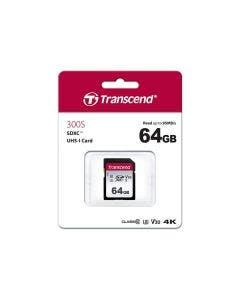 Memoria SD de 64GB, Clase 10 U3