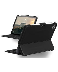 "UAG, Cover para iPad Air 10.9""/Pro 11""-Negro-"