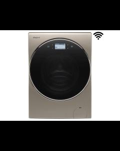 Combo de lavadora y secadora, 2 en 1, 26 libras, Wifi y habilitación remota, Whirlpool WFC8090GX