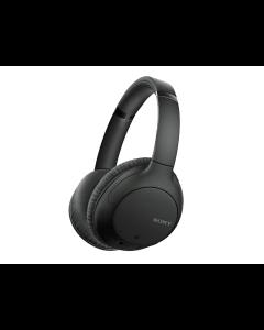 Audífonos Sony WHCH710N Over-Ear Inalámbricos con Noise Cancelling y Google Assistant (Negro)