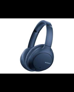 Audífonos Sony WHCH710N Over-Ear Inalámbricos con Noise Cancelling y Google Assistant (Azul)