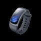 Reloj Inteligente Deportivo Gear Fit 2 Small -negro-