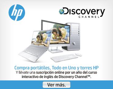 HP - Curso de inglés - Discovery