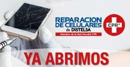 CPR - Reparación de celulares de Distelsa