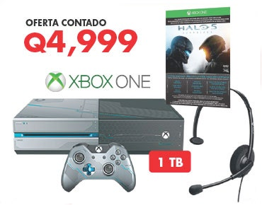 Xbox One - Halo Limited Edition